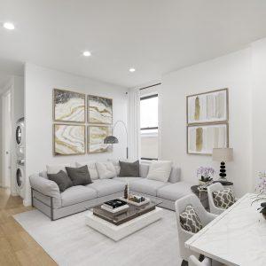 244 East 7th Street Livingroom